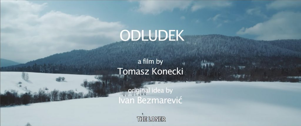 'The Loner' a short film from Poland