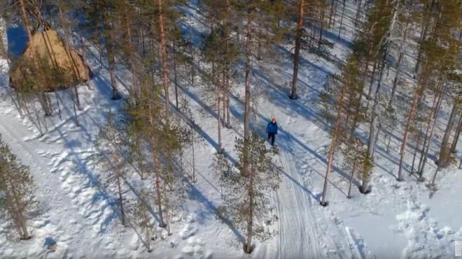 EUropeans: Lapland, je t'aime!
