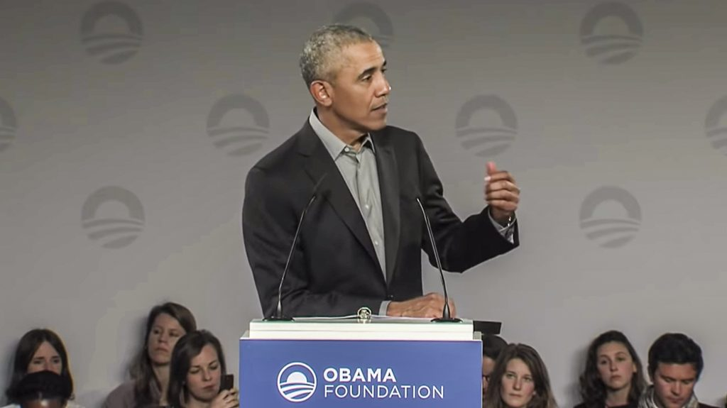 'Europe is the pinnacle of human well-being' - Barack Obama