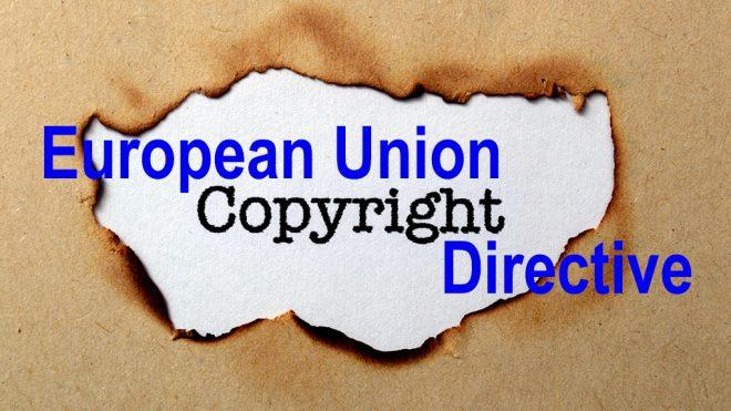 Copyright protection for EU citizens